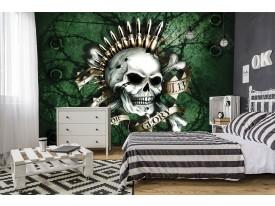 Fotobehang Vlies | Alchemy | Grijs, Groen | 368x254cm (bxh)