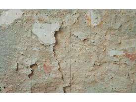 Fotobehang Papier Industrieel, Muur | Crème | 254x184cm