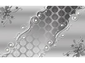 Fotobehang Vlies | Klassiek | Zilver | 368x254cm (bxh)