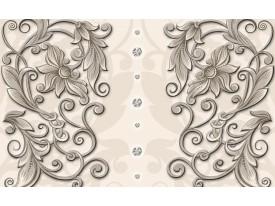 Fotobehang Papier Klassiek | Crème | 368x254cm