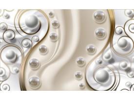 Fotobehang Papier Modern | Zilver, Goud | 368x254cm