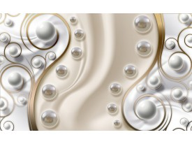 Fotobehang Vlies | Modern | Zilver, Goud | 368x254cm (bxh)