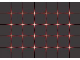 Fotobehang Vlies | Modern | Rood, Grijs | 368x254cm (bxh)