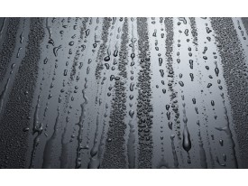 Fotobehang Vlies | Modern, Slaapkamer | Grijs | 368x254cm (bxh)