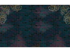 Fotobehang Vlies | Muur | Paars | 368x254cm (bxh)