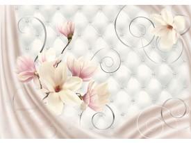Fotobehang Vlies | Magnolia, Modern | Roze | 368x254cm (bxh)