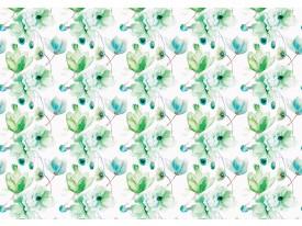 Fotobehang Vlies   Bloemen, Klassiek   Groen   368x254cm (bxh)
