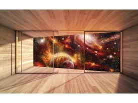 Fotobehang Papier Universum, Modern   Bruin   368x254cm