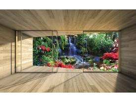 Fotobehang Vlies | Natuur | Groen | 368x254cm (bxh)