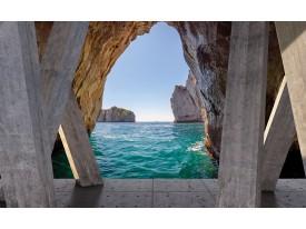 Fotobehang Vlies | Diepte, Natuur | Grijs | 368x254cm (bxh)