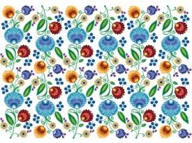 Fotobehang Vlies | Klassiek | Bruin, Blauw | 368x254cm (bxh)