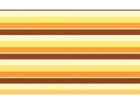 Fotobehang Papier Strepen | Bruin, Oranje | 254x184cm