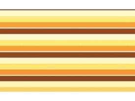 Fotobehang Vlies | Strepen | Bruin, Oranje | 368x254cm (bxh)