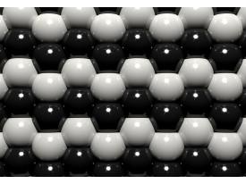 Fotobehang Vlies   Abstract   Grijs   368x254cm (bxh)