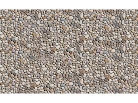 Fotobehang Vlies | Pebbles | Grijs | 368x254cm (bxh)