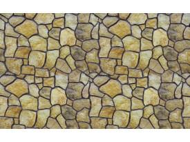 Fotobehang Vlies | Stenen | Geel | 368x254cm (bxh)