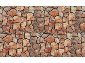 Fotobehang Vlies | Stenen | Bruin | 368x254cm (bxh)