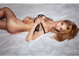 Fotobehang Sexy | Grijs | 416x254