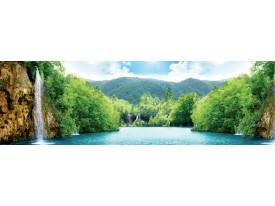 Fotobehang Vlies Natuur | Groen | GROOT 832x254cm