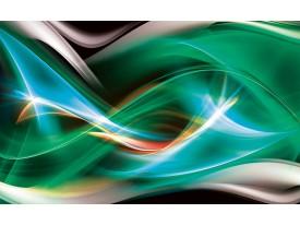 Fotobehang Abstract | Groen | 152,5x104cm