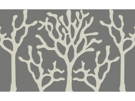 Fotobehang Vlies | Abstract | Grijs | 368x254cm (bxh)