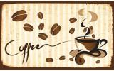 Fotobehang Vlies | Koffie | Geel, Bruin | 368x254cm (bxh)