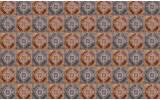 Fotobehang Vlies   Klassiek   Grijs, Oranje   368x254cm (bxh)