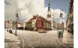 Fotobehang Vlies | Steden | Grijs | 368x254cm (bxh)