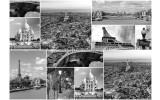 Fotobehang Vlies | Parijs | Zwart, Wit | 368x254cm (bxh)