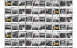 Fotobehang Vlies | New York | Zwart, Geel | 368x254cm (bxh)