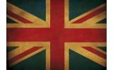 Fotobehang Vlies | London | Rood, Geel | 368x254cm (bxh)