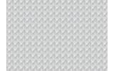 Fotobehang Vlies | 3D | Grijs, Wit | 368x254cm (bxh)