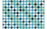 Fotobehang Vlies | Modern | Blauw, Groen | 368x254cm (bxh)