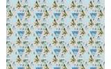 Fotobehang Vlies | Modern | Blauw | 368x254cm (bxh)