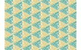 Fotobehang Vlies | Modern | Geel, Groen | 368x254cm (bxh)