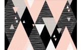 Fotobehang Vlies | Modern | Zwart, Grijs | 368x254cm (bxh)