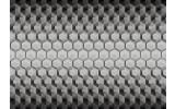 Fotobehang Vlies | D, Design | Grijs | 368x254cm (bxh)