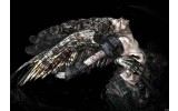 Fotobehang Vlies | Gothic | Grijs | 368x254cm (bxh)