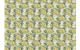 Fotobehang Vlies | Rozen | Geel, Groen| 368x254cm (bxh)