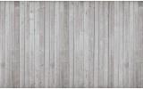 Fotobehang Vlies | Hout, Landelijk | Grijs | 368x254cm (bxh)