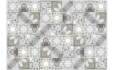 Fotobehang Vlies | Modern | Grijs | 368x254cm (bxh)