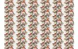 Fotobehang Vlies   Bloemen   Oranje, Roze   368x254cm (bxh)