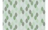 Fotobehang Vlies | Klassiek, Slaapkamer | Groen | 368x254cm (bxh)