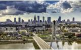 Fotobehang Stad | Grijs | 416x254