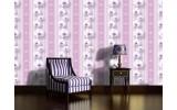 Fotobehang Papier Bloemen, Orchidee | Roze | 254x184cm