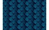 Fotobehang Klassiek | Blauw | 312x219cm