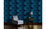 Fotobehang Klassiek | Blauw | 104x70,5cm