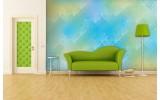 Fotobehang Klassiek | Blauw, Groen | 312x219cm