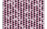 Fotobehang Vlies | Abstract | Paars, Grijs | 368x254cm (bxh)