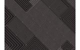 Fotobehang Abstract | Zwart, Grijs | 104x70,5cm